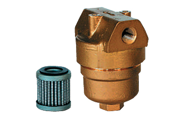 OMT Filtri Pressure Filters In-Line - MHP Mini Filter